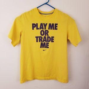 Nike boys XL tshirt